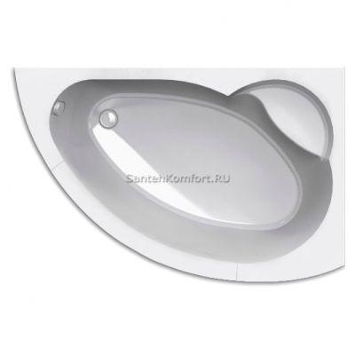 Угловая ванна Акватек Аякс R (170х110 см)