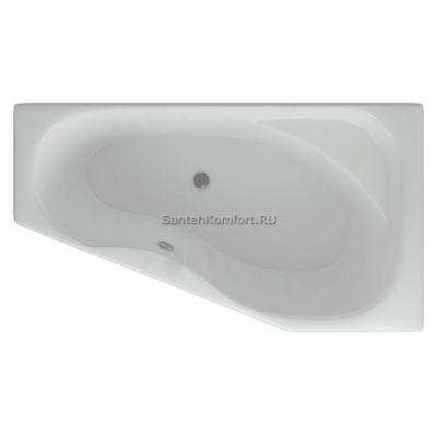 Угловая ванна Акватек Медея R (170х95 см)