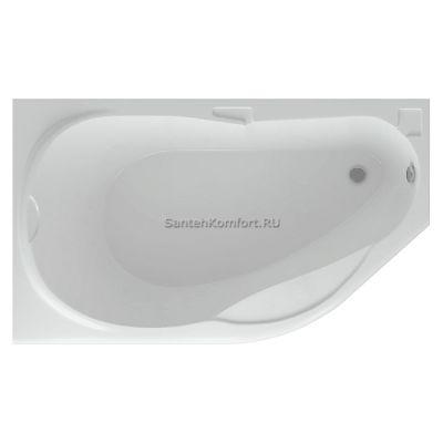 Угловая ванна Акватек Таурус L (170х100 см)