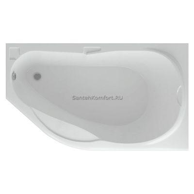 Угловая ванна Акватек Таурус R (170х100 см)