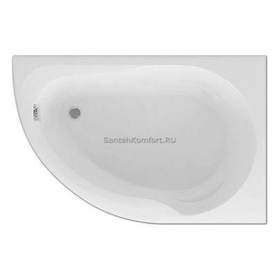 Угловая ванна Акватек Вирго R (150х100 см)